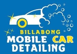Billabong Mobile Car Detailing Logo